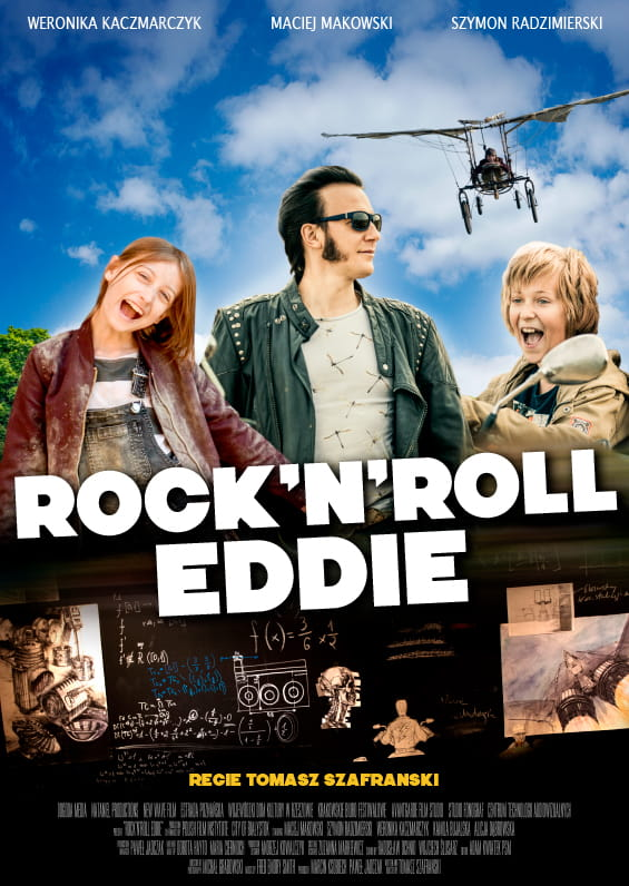 Rock n Roll Eddie